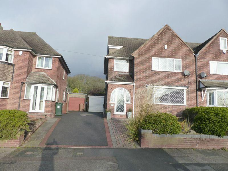 4 Bedrooms Semi Detached House for sale in Pomeroy Road, Great Barr