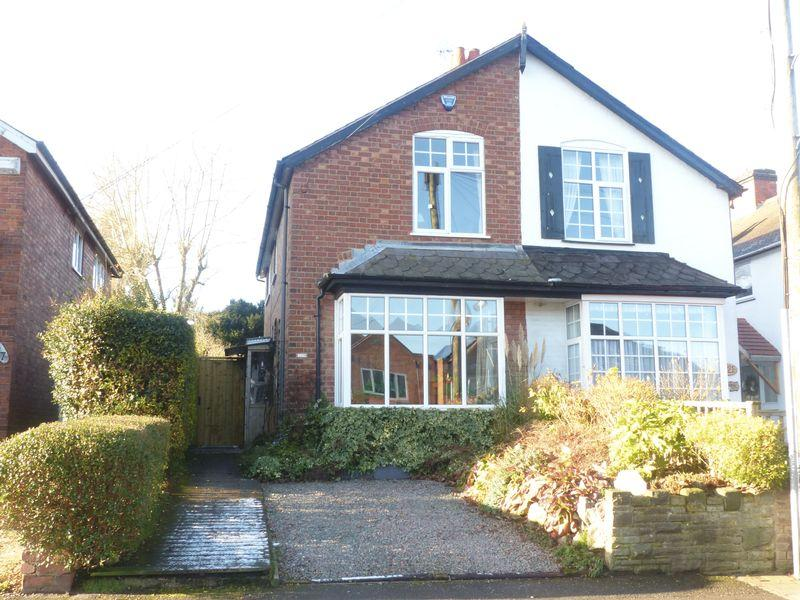 2 Bedrooms Semi Detached House for sale in Clarence Road, Four Oaks, Sutton Coldfield