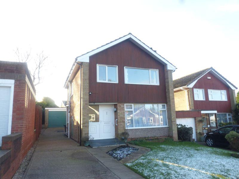3 Bedrooms Detached House for sale in Gresley Close, Four Oaks
