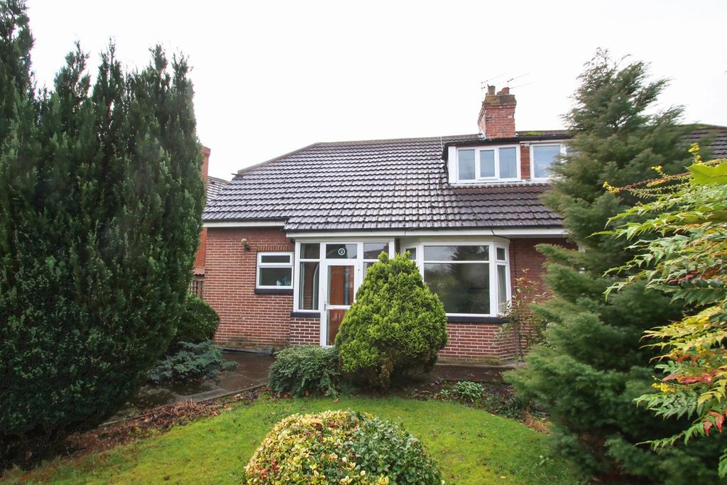 2 Bedrooms Semi Detached House for sale in Cornhill Road, Davyhulme, Manchester, M41