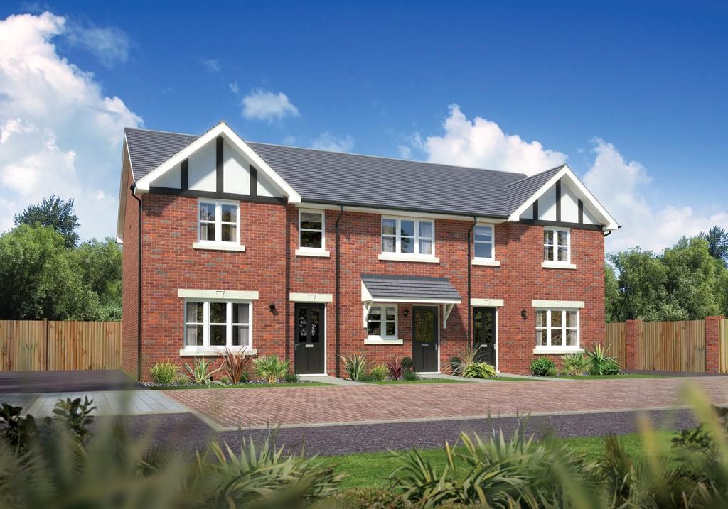3 Bedrooms Town House for sale in Winterley Gardens, Haslington