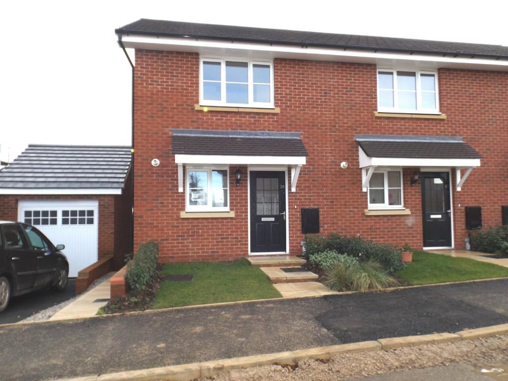2 Bedrooms Town House for sale in Winterley Gardens, Haslington
