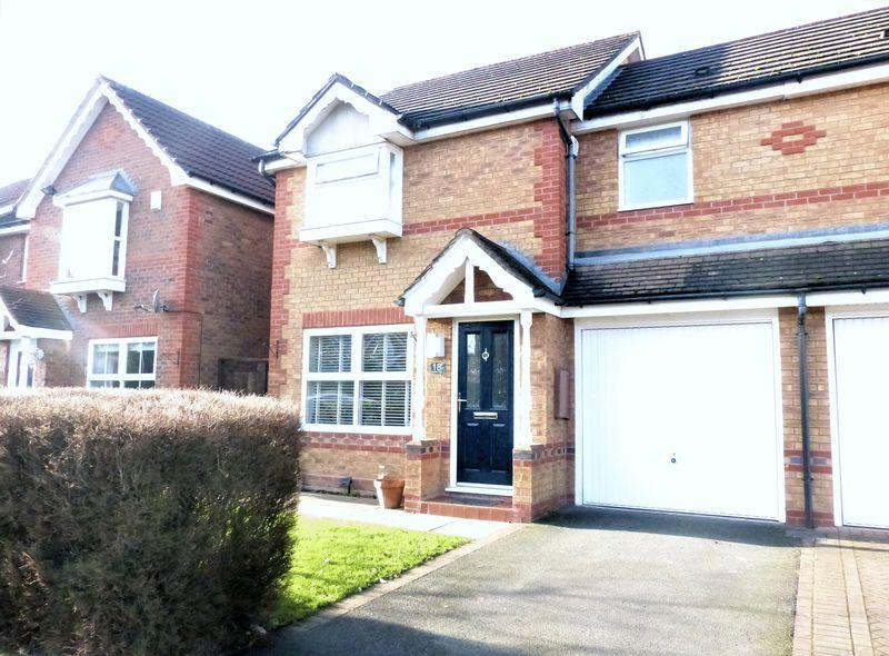 3 Bedrooms Semi Detached House for sale in Chater Drive, Sutton Coldfield