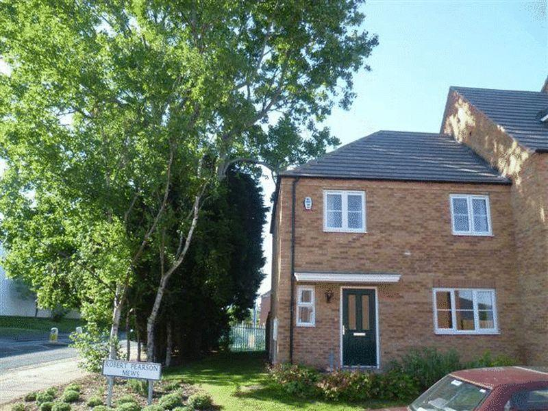 3 Bedrooms End Of Terrace House for sale in Robert Pearson Mews, Grimsby