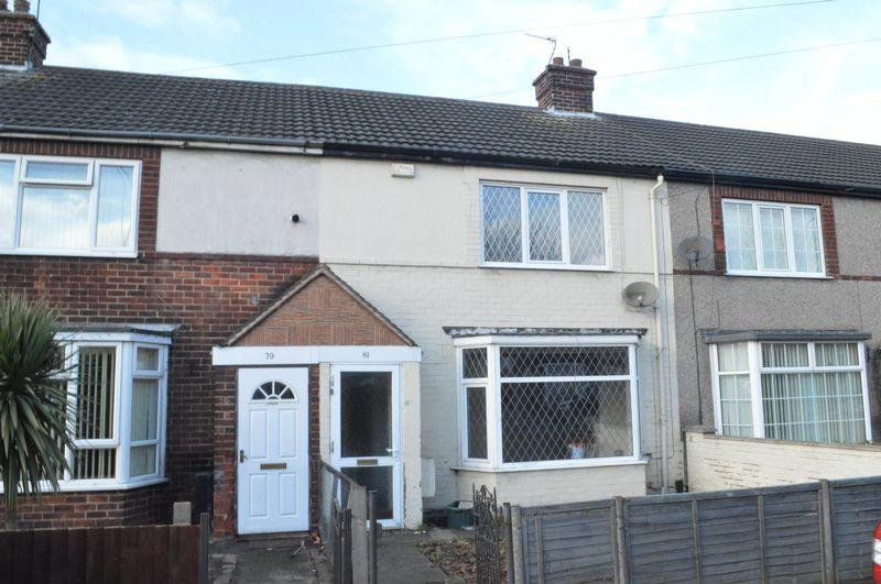 3 Bedrooms Terraced House for sale in Boulevard Avenue, Grimsby