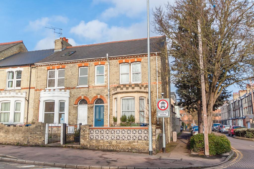3 Bedrooms End Of Terrace House for sale in Victoria Road, Cambridge