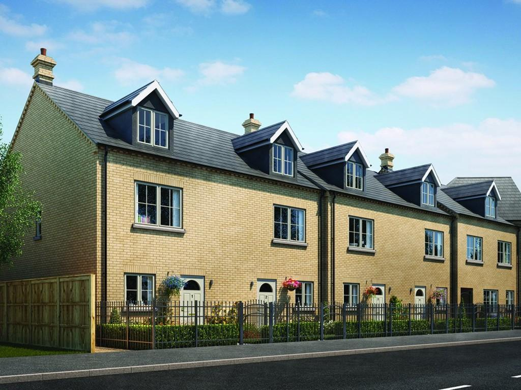3 Bedrooms Terraced House for sale in Plot 3, Windsor Gate, Rosemary Lane