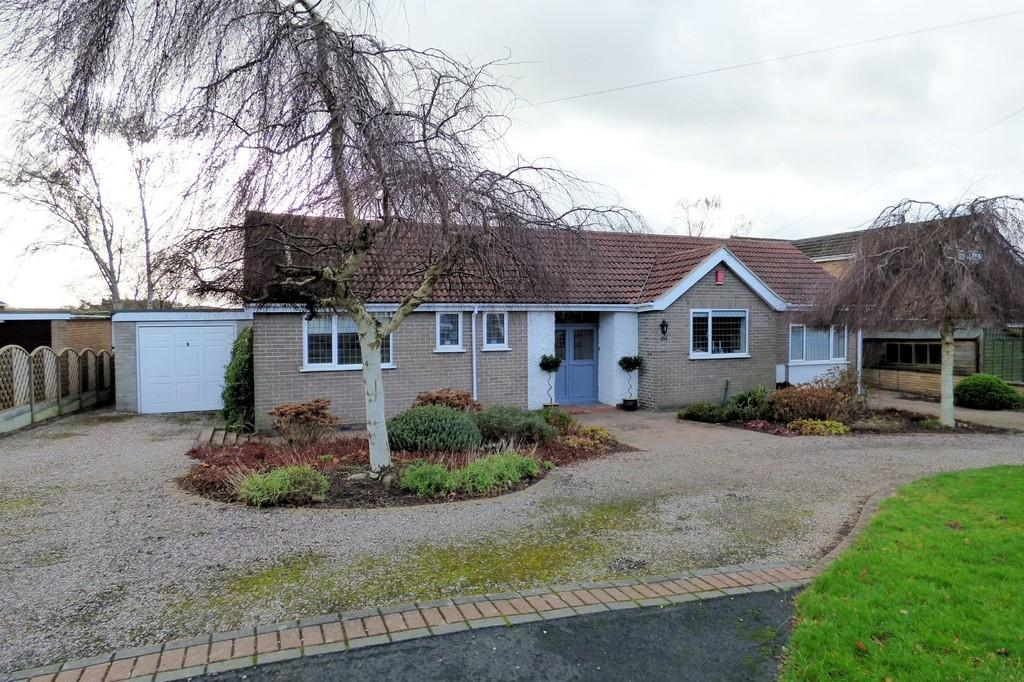 3 Bedrooms Detached Bungalow for sale in Beamhill Road, Anslow