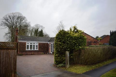 2 bedroom detached bungalow for sale - Woodside, Walesby Road, Market Rasen