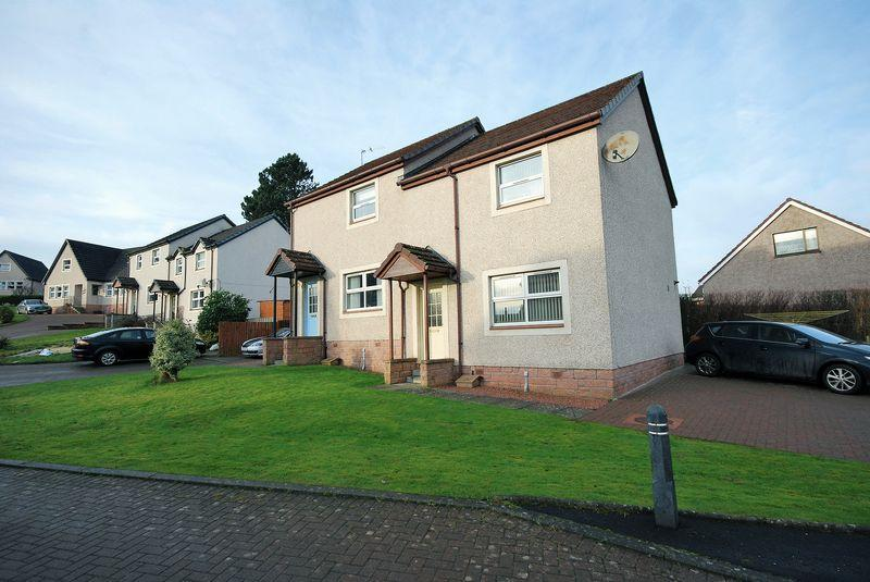 2 Bedrooms Semi-detached Villa House for sale in 2 Manse Brae, Ochiltree, KA18 2QR