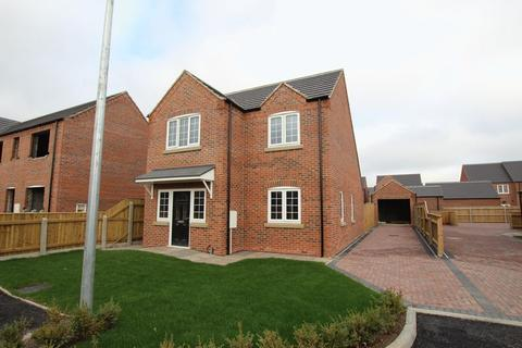 4 bedroom detached house for sale - PENROSE PLACE, MANBY FIELDS, MANBY