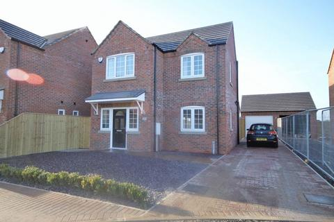 3 bedroom detached house for sale - PLOT 51, MANBY FIELDS, MANBY