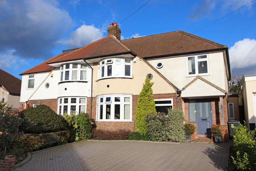 5 Bedrooms Semi Detached House for sale in Commonfield Road, Banstead