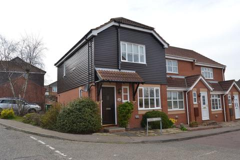 2 bedroom end of terrace house to rent - Emery Close, Sheringham