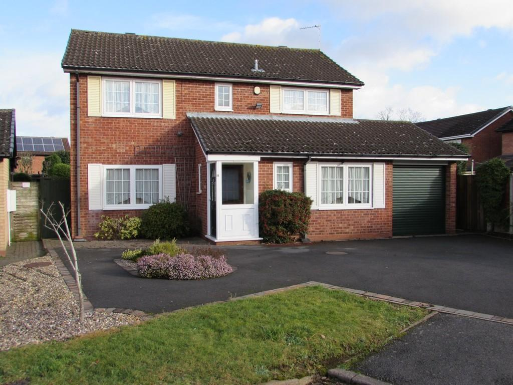 4 Bedrooms Detached House for sale in Sherdmore Croft, Monkspath