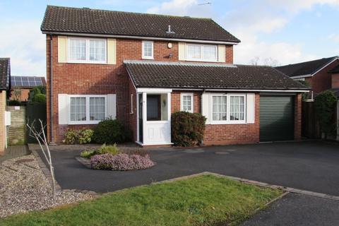 4 bedroom detached house for sale - Sherdmore Croft, Monkspath