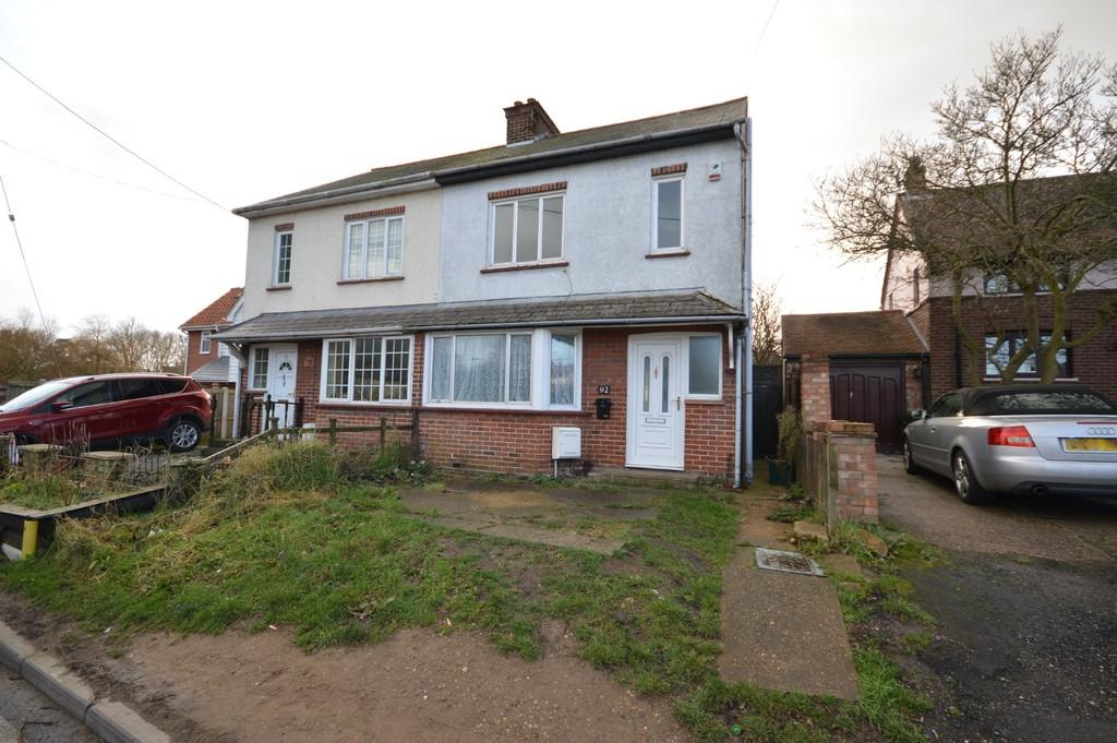 2 Bedrooms Semi Detached House for sale in Spring Road, St. Osyth