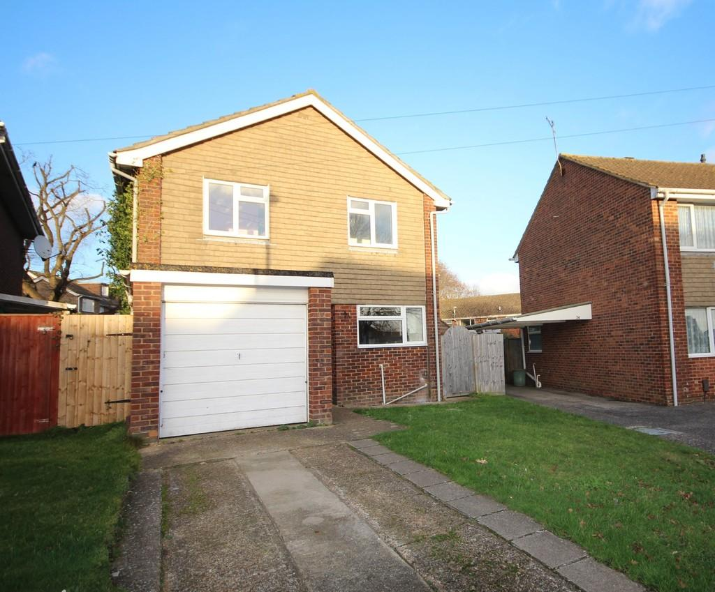 4 Bedrooms Detached House for sale in Wear Road, Worthing BN13 3PF