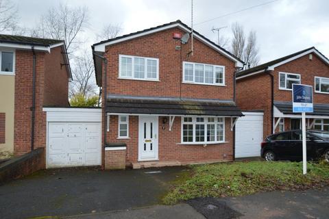 4 bedroom link detached house for sale - Churchcroft, Harborne, Birmingham