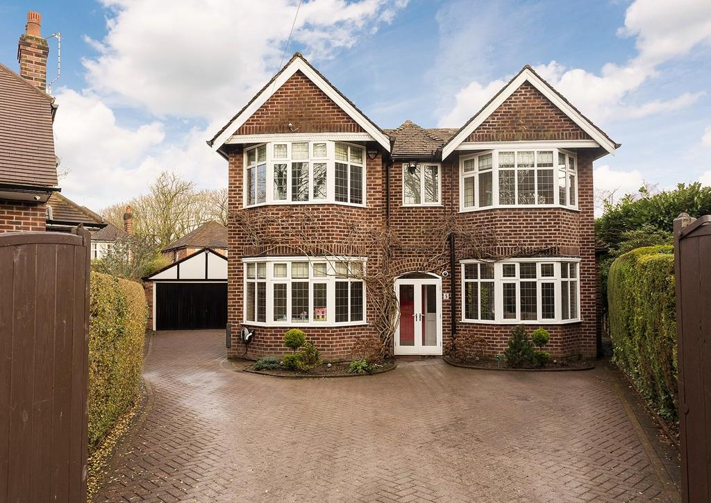 4 Bedrooms Detached House for sale in The Green, Handforth
