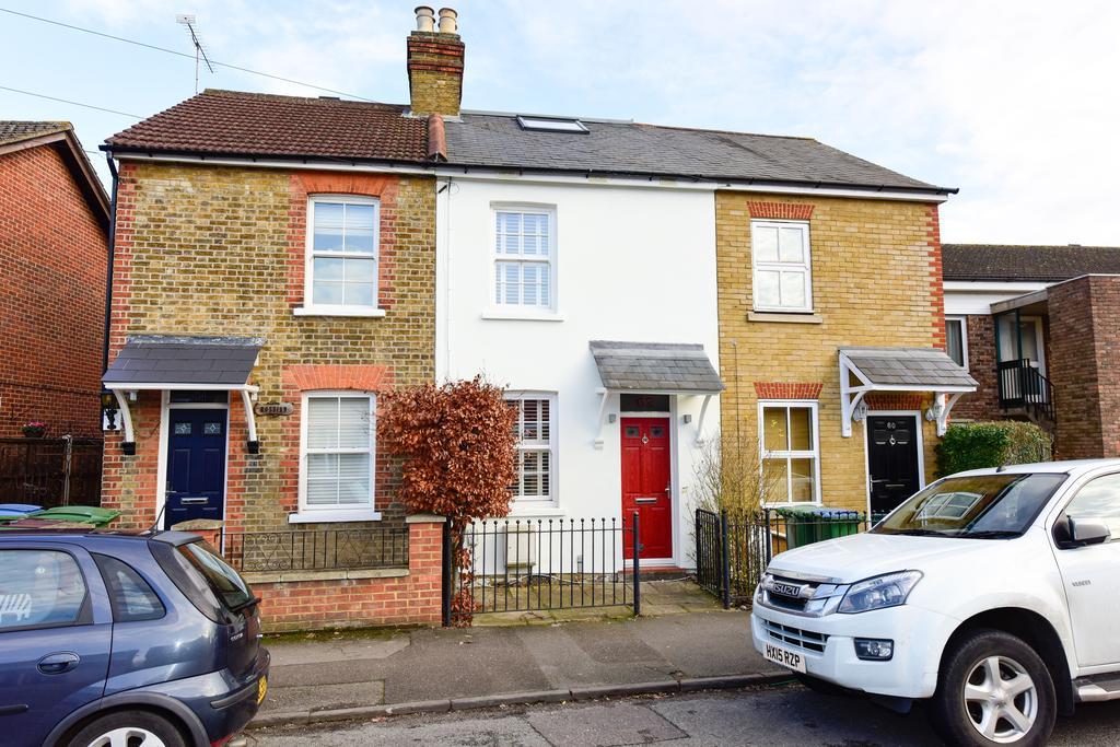 3 Bedrooms Cottage House for sale in Thames Street, Weybridge KT13