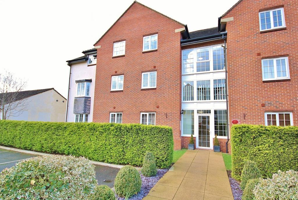 2 Bedrooms Apartment Flat for sale in The Cedars, Warford Park, Mobberley, Knutsford