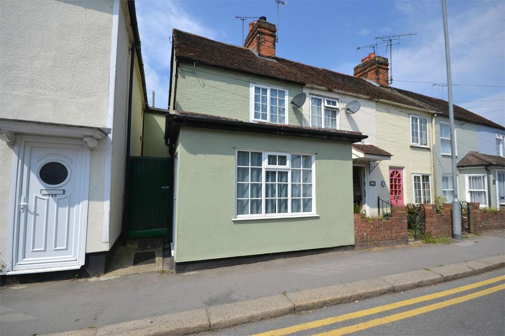 2 Bedrooms End Of Terrace House for sale in Wantz Road, Maldon, CM9