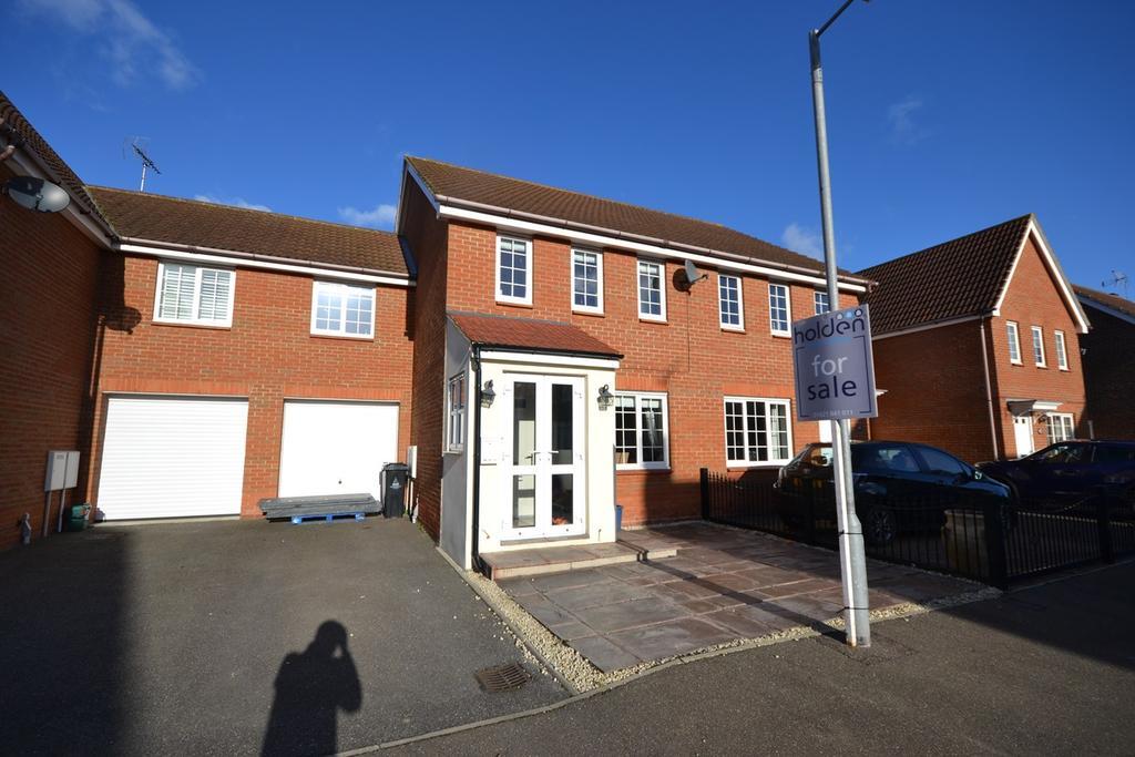 3 Bedrooms House for sale in Abbotsmead, Heybridge, Maldon, CM9