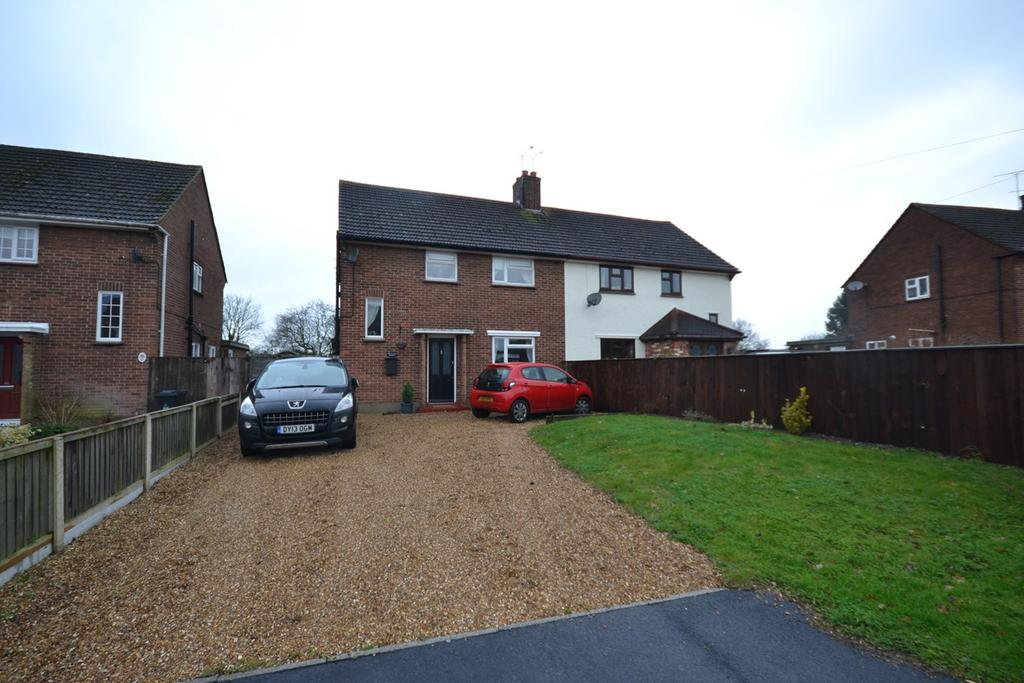 3 Bedrooms Semi Detached House for sale in St Giles Crescent, Maldon, CM9