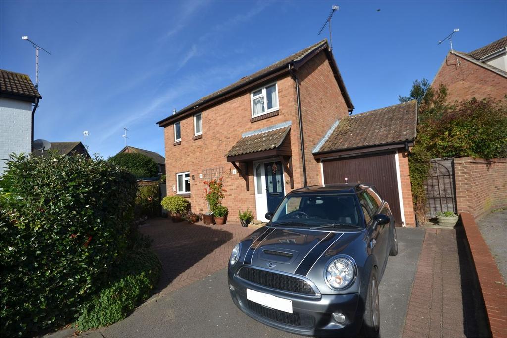 3 Bedrooms Detached House for sale in Ramsey Close, Heybridge, Maldon, CM9