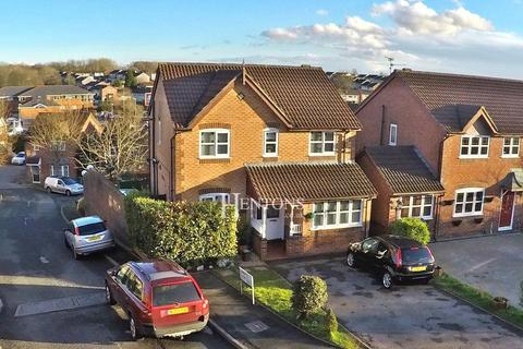 4 bedroom detached house for sale - Lovage Close, Pontprennau, Cardiff