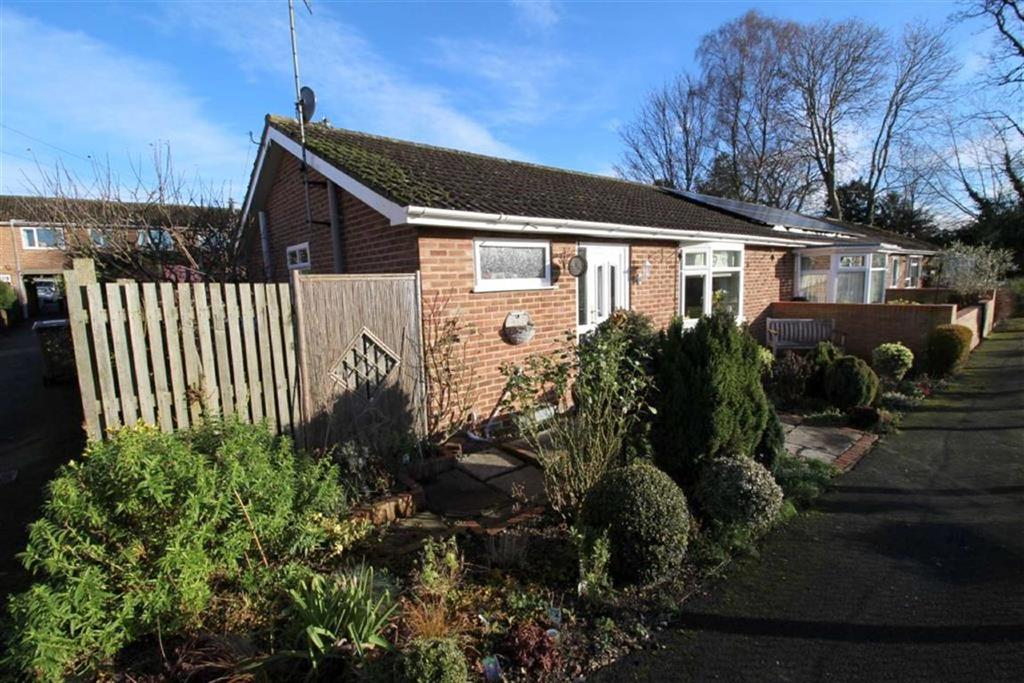 2 Bedrooms Semi Detached Bungalow for sale in Watersedge, Driffield, East Yorkshire