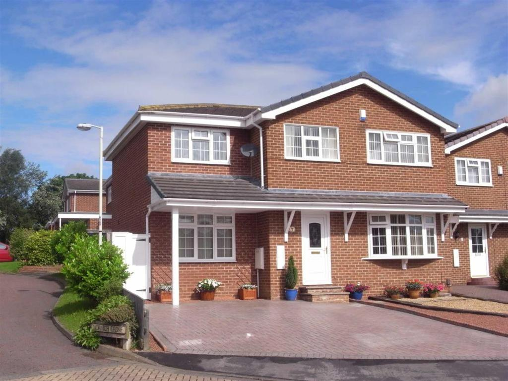 4 Bedrooms Detached House for sale in Exeter Drive, Darlington