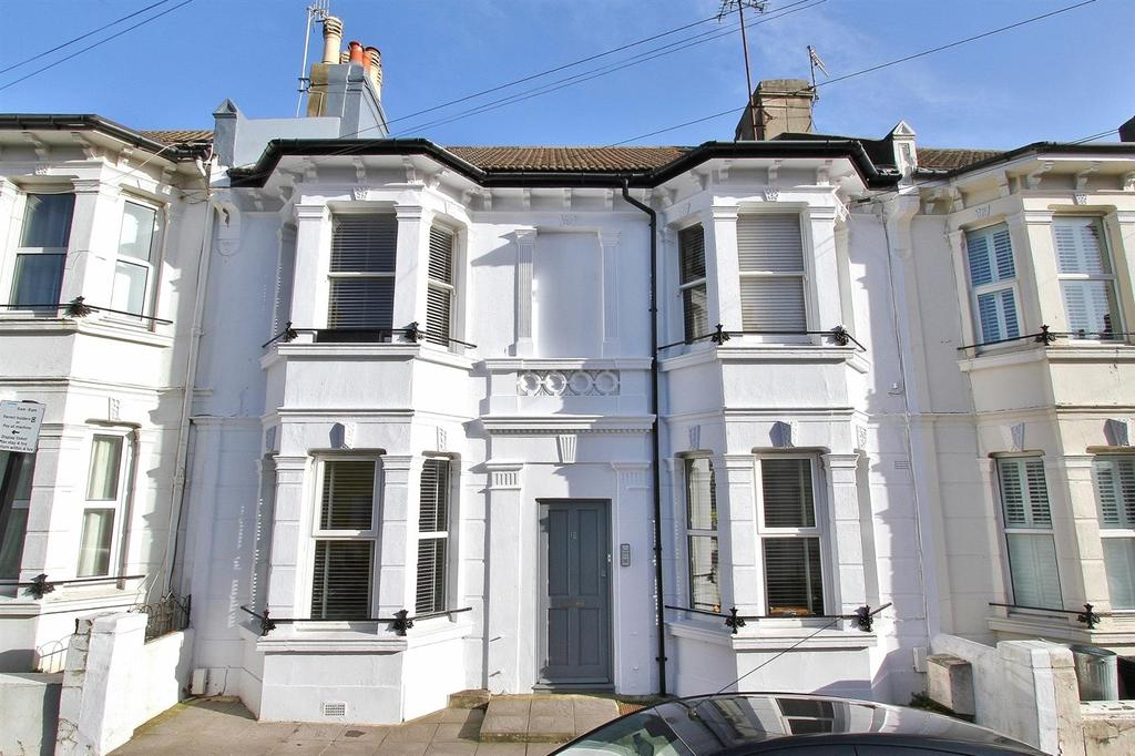 2 Bedrooms Flat for sale in Stafford Road