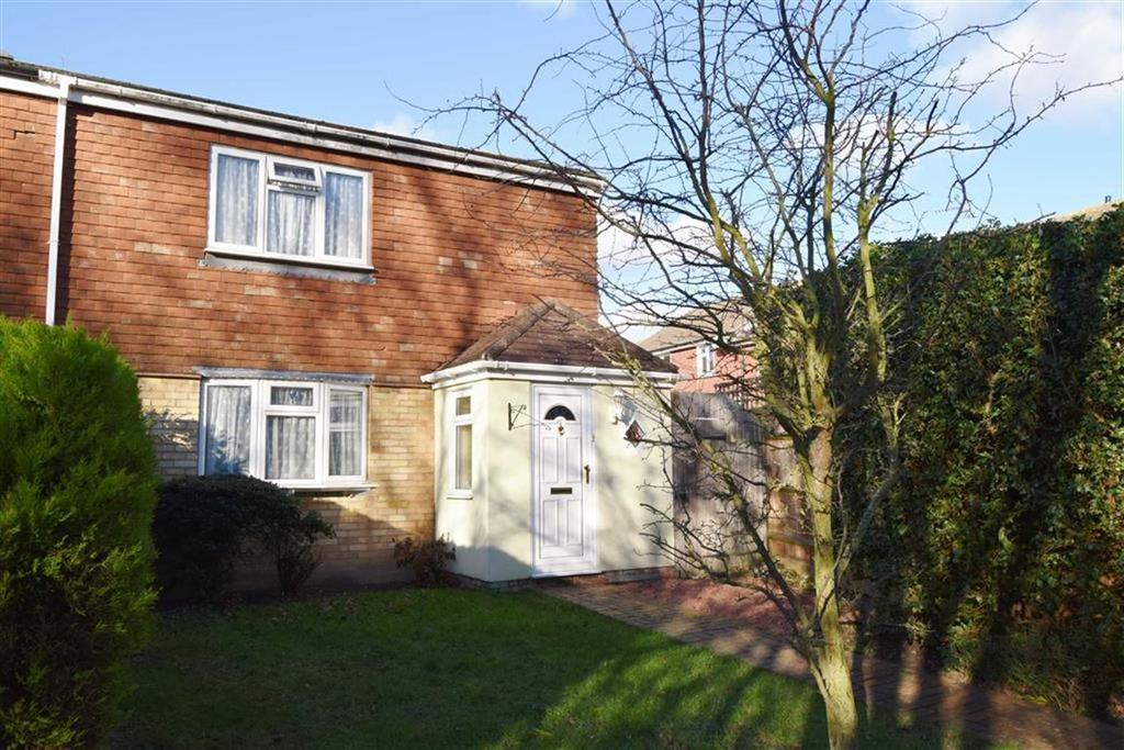 2 Bedrooms End Of Terrace House for sale in Larch Walk, BR8
