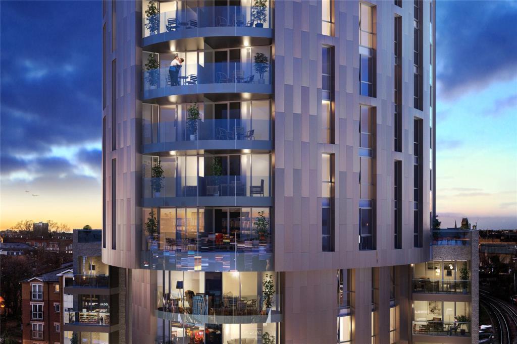 1 Bedroom Penthouse Flat for sale in Fifty Seven East, 51-57 Kingsland High Street,, Dalston,, London, E8