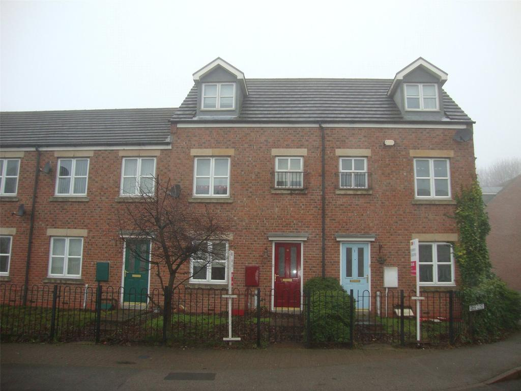 3 Bedrooms Terraced House for sale in Glebe Close, Fishburn