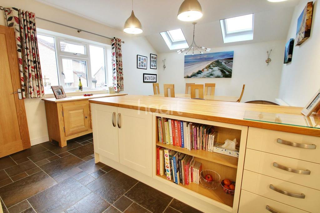 4 Bedrooms Detached House for sale in Hillcrest, Bar Hill, Cambs