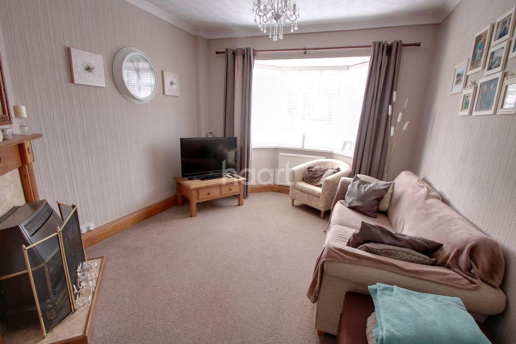 3 Bedrooms Terraced House for sale in Oswald Road, Newport