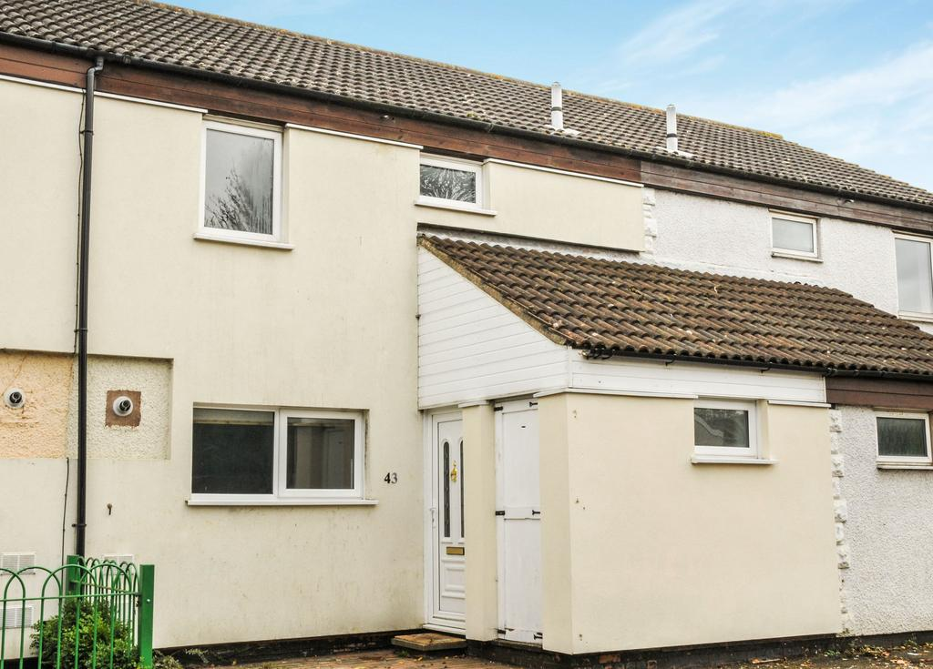 3 Bedrooms Terraced House for sale in Crabtree