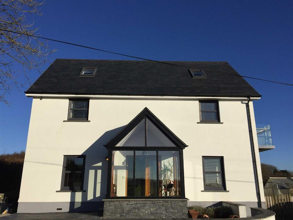 4 Bedrooms Detached House for sale in Greenfield, Mountain Road, Trimsaran, Llanelli