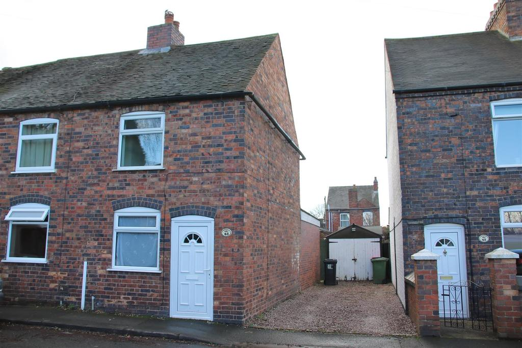 2 Bedrooms End Of Terrace House for sale in New Street, Birchmoor, Tamworth