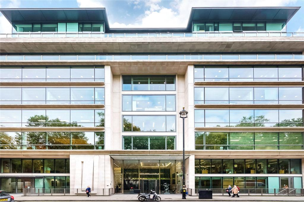 2 Bedrooms Penthouse Flat for rent in Portman Square, Marylebone, W1H