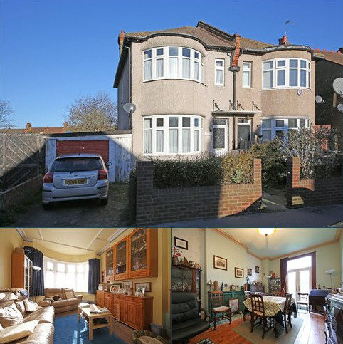 4 bedroom semi-detached house for sale - Warwick Road, Thornton Heath, CR7