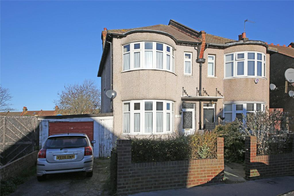 4 Bedrooms Semi Detached House for sale in Warwick Road, Thornton Heath, CR7