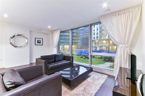 1 bedroom flat - 2 Baltimore Wharf, London, E14
