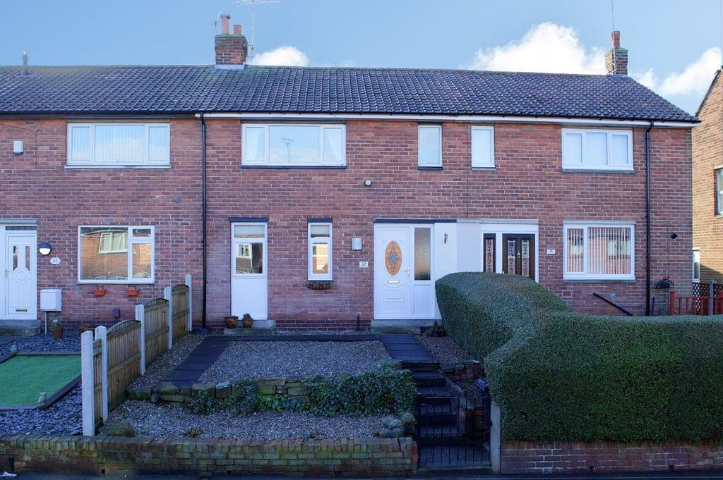 3 Bedrooms Terraced House for sale in Manor Road, Churwell