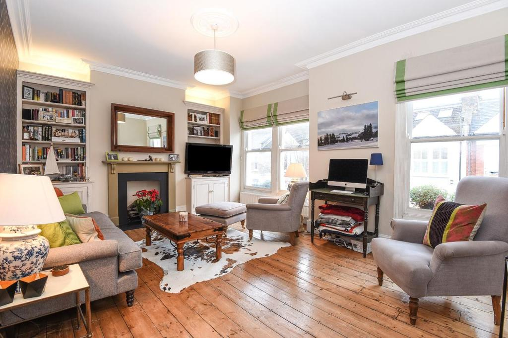 2 Bedrooms Maisonette Flat for sale in Lambrook Terrace, Fulham