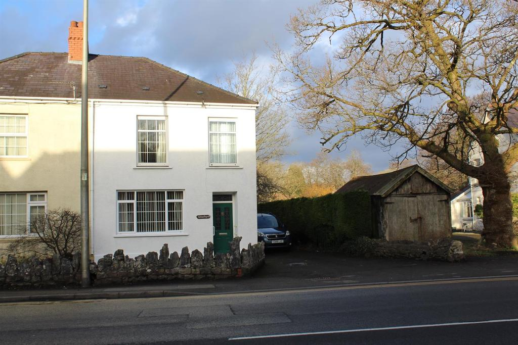 4 Bedrooms Semi Detached House for sale in Ammanford Road, Llandybie, Ammanford