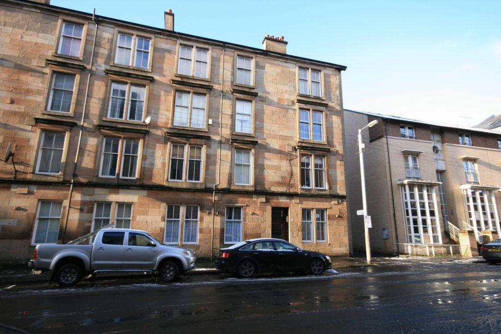 1 Bedroom Ground Flat for sale in Flat 0/2 ,15 Brechin Street, Finnieston, Glasgow, G3 7HF